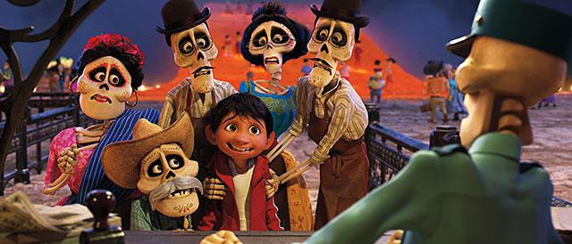 Coco: Zum Totlachen und Die Eiskönigin: Olaf taut auf Soundtrack