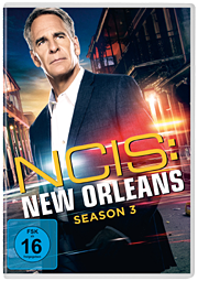 Navy CIS New Orleans - Staffel 3