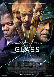 Glass Plakat