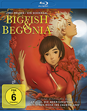 Big Fish & Begnoia Plakat
