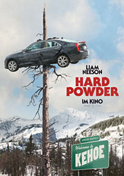 Hard Powder Plakat