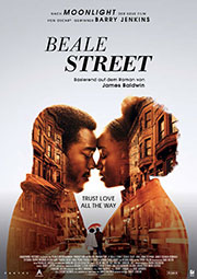 If Beale Street Could Talk Plakat