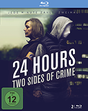 24 Hours - Two Sides Of Crime Plakat