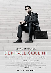 Der Fall Collini Plakat