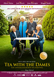Tea with the Dames – Ein unvergesslicher Nachmittag
