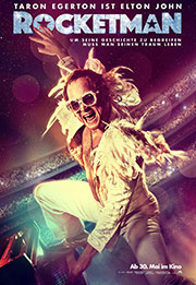Rocketman Plakat