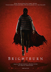 Brightburn: Son Of Darkness Kino Plakat