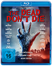 The Dead Don't Die Kino Plakat