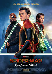 Spider-Man: Far From Home Plakat