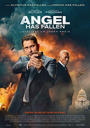 Angel Has Fallen Kino Plakat