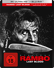 Rambo: Last Blood Plakat
