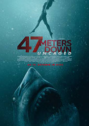 47 Meters Down Plakat
