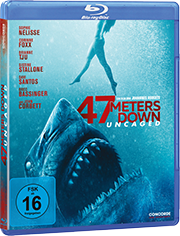 47 Meters Down: Uncaged Plakat
