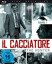 Il Cacciatore - The Hunter Staffel 1 Plakat