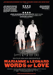 Marianne & Leonard - Words Of Love Plakat