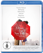 A Rainy Day In New York Plakat
