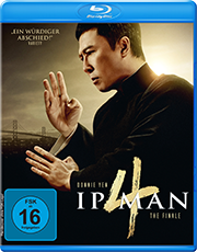 IP-Man 4: The Finale Plakat