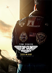 Top Gun Maverick Plakat