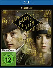 Babylon Berlin Staffel 3 Plakat