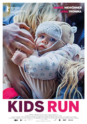 Kids Run Plakat