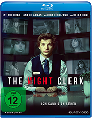 The Night Clerk Plakat