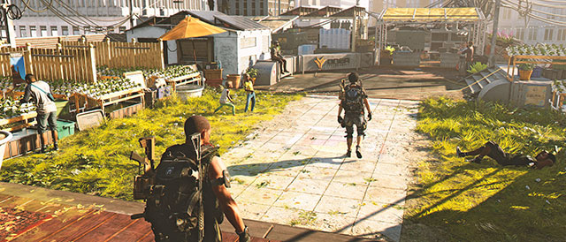 Tom Clansy's The Division 2