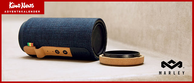 21. Türchen: The House Of Marley Bluetooth-Speaker