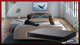 Sony Soundbar und 4K Ultra HD Blu-ray Player