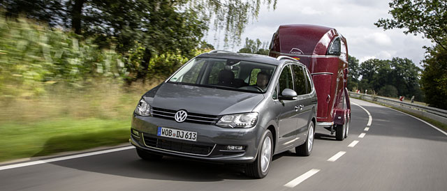 VW Sharan 4Motion