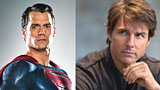 """M:I 6"" Tom Cruise gegen Superman?"