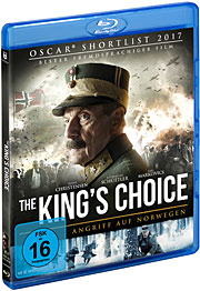 "Exklusive Szene aus ""The King's Choice"""