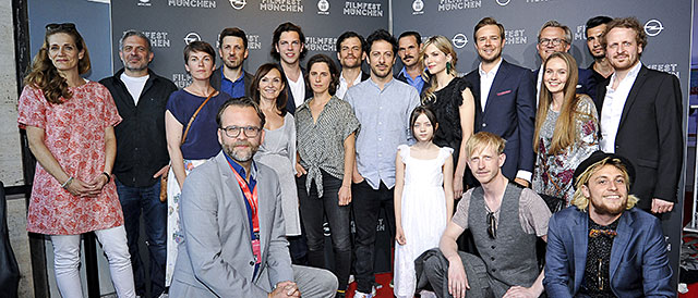 "Filmpremiere von ""Whatever Happens"" in Berlin"