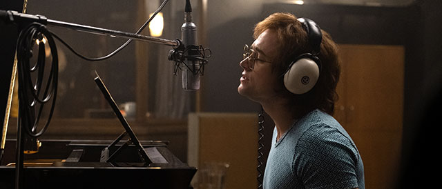 "Featurette mit Tom Egerton zu ""Rocketman"""