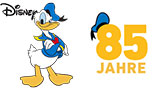 Disneys Donald Duck wird morgen 85!