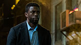 "Chadwick Boseman in ""21 Bridges"""